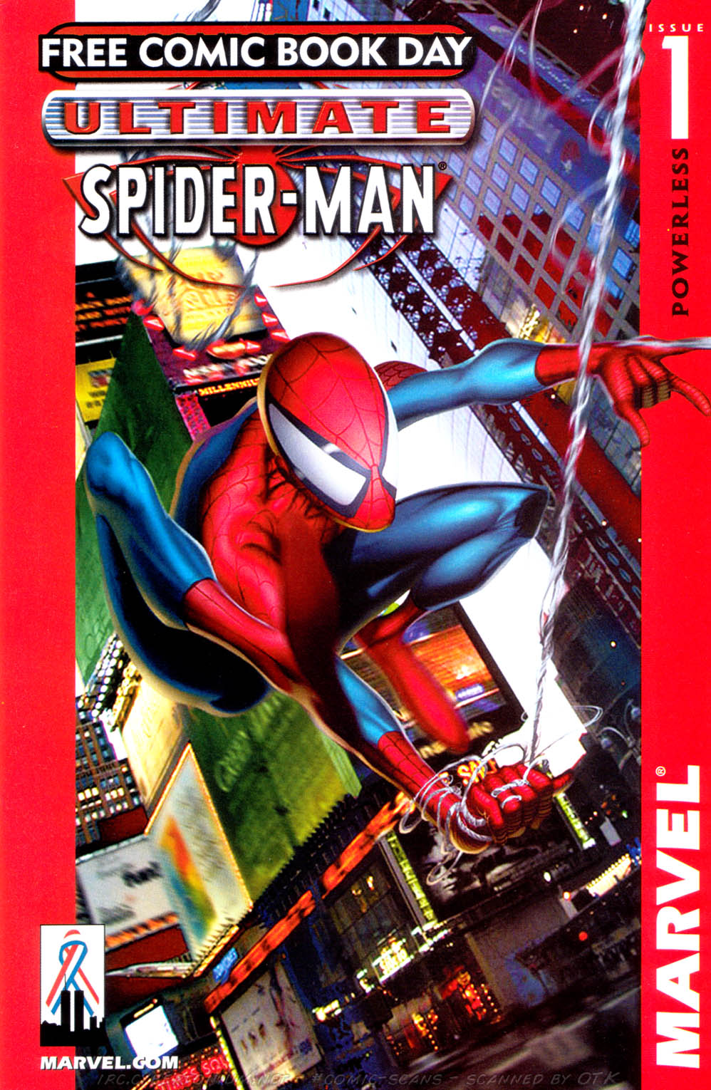 Ultimate Spider-Man 0001 FCBD 2002