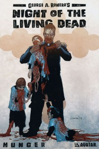 0001 Gore 1 200x300 Night Of The Living Dead  Hunger [Avatar] Mini 1