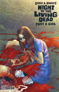 0001 Gore 193x300 Night Of The Living Dead  Just A Girl [Avatar] OS1