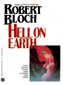 0001 Hell on Earth 222x300 DC Science Fiction Graphic Novel [DC] V1