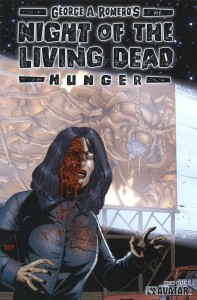 0001 Rotting 1 197x300 Night Of The Living Dead  Hunger [Avatar] Mini 1