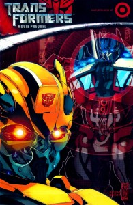 0001 Target 195x300 Transformers: Official Movie Prequel