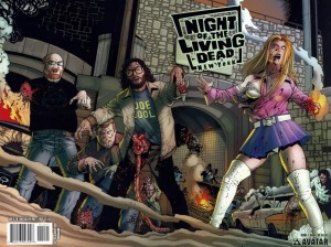 0001 Wrap 17 300x224 Night Of The Living Dead  New York [Avatar] OS1