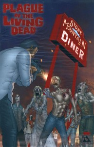 0001 blood red foil variant 193x300 Plague Of The Living Dead [Avatar] Mini 1