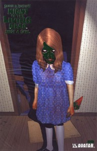 0001 emerald green foil 193x300 Night Of The Living Dead  Just A Girl [Avatar] OS1