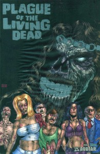 0001 platinum foil 2 195x300 Plague Of The Living Dead   Special [Avatar] Mini 1