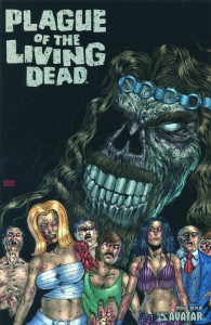 0001 regular 3 195x300 Plague Of The Living Dead   Special [Avatar] Mini 1