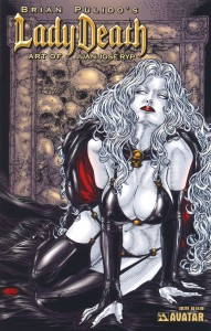 0001 sultry 191x300 Lady Death  The Art Of Juan Jose Ryp [Avatar] OS1