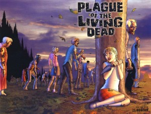 0001 wrap 4 300x227 Plague Of The Living Dead   Special [Avatar] Mini 1