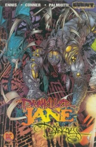 0001A 19 196x300 Painkiller Jane Vs Darkness [Image Top Cow] Mini 1