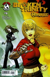 0001a 113 195x300 Broken Trinity  Witchblade [Image Top Cow] Mini 1