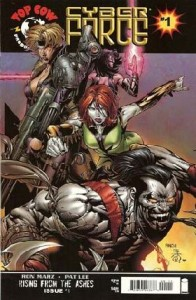0001a 172 196x300 Cyber Force [Image Top Cow] V2