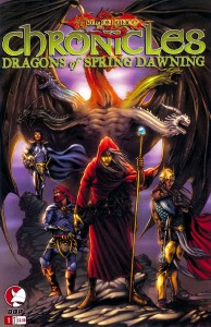 0001a 219 194x300 Dragonlance Chronicles  Dragons Of Spring Dawning [DDP] Mini 1