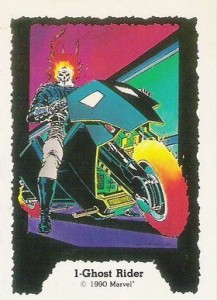 0001a 298 217x300 Ghost Rider  Series 1 1990 [Comic Images] Card Set