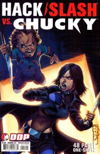 0001a 319 195x300 Hack Slash Vs Chucky [DDP] OS1