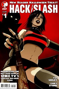 0001a 323 200x300 Hack Slash  New Reader Halloween Treat [DDP] OS1