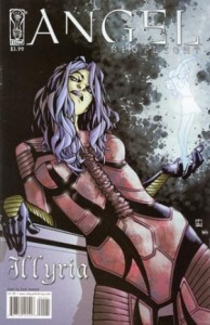 0001a 34 194x300 Angel  Spotlight  Illyria [IDW] OS1