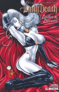 0001a 410 191x300 Lady Death  Leather And Lace [Avatar] OS1