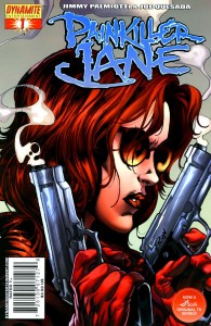 0001a 543 195x300 Painkiller Jane [Dynomite] V2