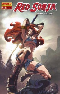 0001a 558 193x300 Red Sonja  Goes East [Dynamite] OS1