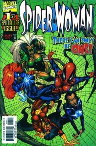 0001a 634 196x300 Spider Woman [Marvel] V2
