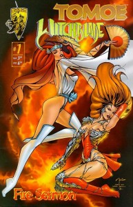 0001a 743 193x300 Tomoe  Witchblade  Fire Sermon [UNKNOWN] OS1