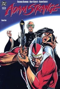 0001a 8 201x300 Adam Strange [DC] Mini1