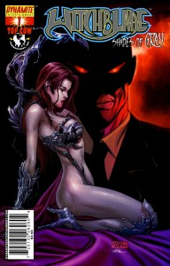 0001a 811 192x300 Witchblade  Shades Of Gray [Top Cow] Mini 1