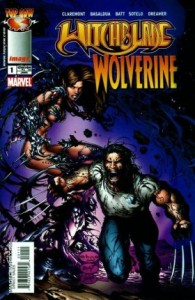 0001a 817 195x300 Witchblade  Wolverine [Image Top Cow  Marvel] Mini 1