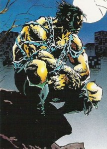 0001a 820 215x300 Wolverine  From Then Til Now II 1992 [Marvel  Comic Images] Card Set