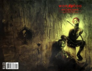0001a 829 300x231 Wormwood  Gentleman Corpse  Down The Pub [IDW] OS1