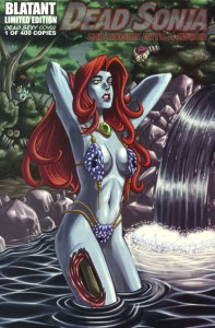 0001b 170 197x300 Dead Sonja  She Zombie With A Sword [UNKNOWN] OS1