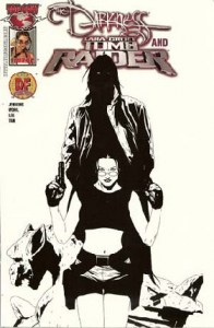 0001b 175 196x300 Darkness And Tombraider [Image Top Cow] OS1