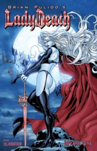 0001b 401 193x300 Lady Death  Infernal Sins [Avatar] Mini 1
