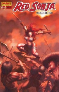0001b 546 193x300 Red Sonja  Goes East [Dynamite] OS1