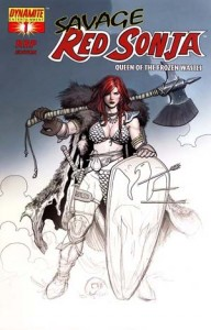 0001b 565 192x300 Savage Red Sonja  Queen Of The Frozen Wastes [Dynamite] Mini 1