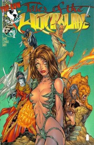 0001b 676 195x300 Tales Of The Witchblade [Image Top Cow] V1