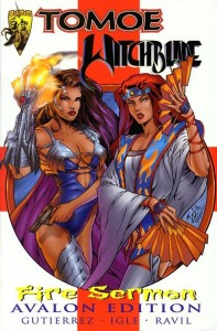 0001b 724 197x300 Tomoe  Witchblade  Fire Sermon [UNKNOWN] OS1