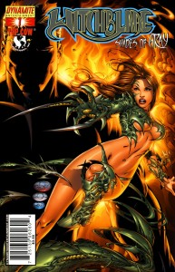 0001b 793 193x300 Witchblade  Shades Of Gray [Top Cow] Mini 1