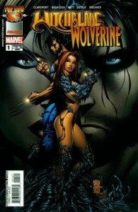 0001b 799 195x300 Witchblade  Wolverine [Image Top Cow  Marvel] Mini 1