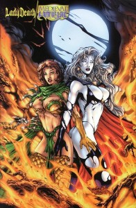 0001c 157 196x300 Lady Death  Medieval Witchblade [Chaos   Image Top Cow] V1