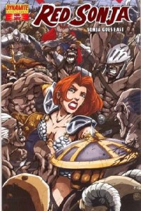 0001c 201 200x300 Red Sonja  Goes East [Dynamite] OS1