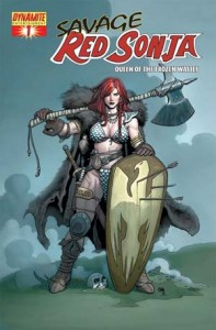 0001c 211 197x300 Savage Red Sonja  Queen Of The Frozen Wastes [Dynamite] Mini 1