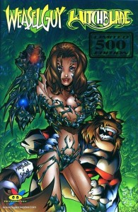 0001c 284 195x300 Weasel Guy  Witchblade [UNKNOWN] OS1