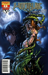 0001c 291 192x300 Witchblade  Shades Of Gray [Top Cow] Mini 1