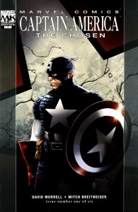 0001c 49 195x300 Captain America  The Chosen [Marvel] Mini 1