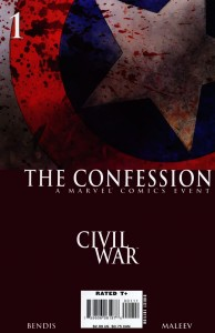 0001c 50 194x300 Civil War  The Confession [Marvel] OS1