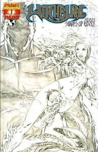 0001d 157 193x300 Witchblade  Shades Of Gray [Top Cow] Mini 1