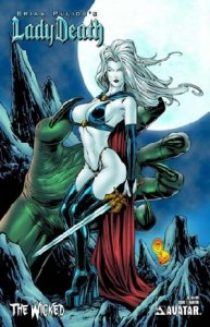 0001d 81 193x300 Lady Death  The Wicked [Avatar] Mini 1