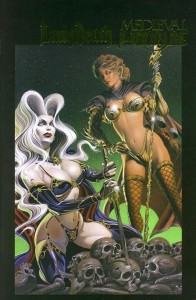 0001d 85 196x300 Lady Death  Medieval Witchblade [Chaos   Image Top Cow] V1